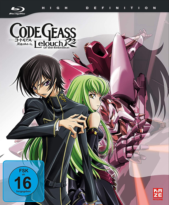 Code Geass ~ Lelouch of the Rebellion ~ Staffel 2