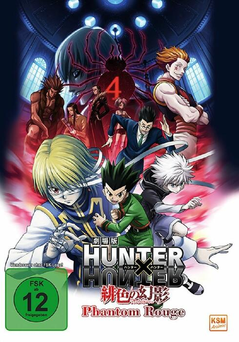 Hunter x Hunter ~ Phantom Rouge