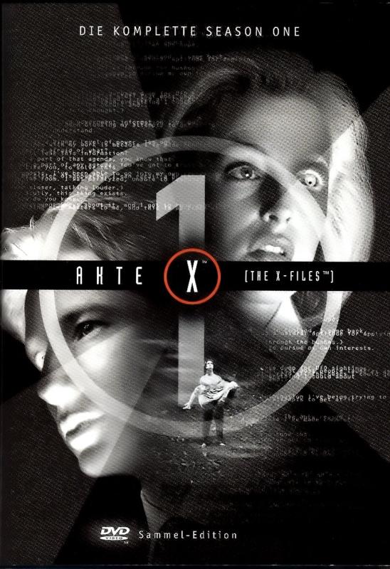 Akte X ~ Die unheimlichen Fälle des FBI ~ Staffel 1