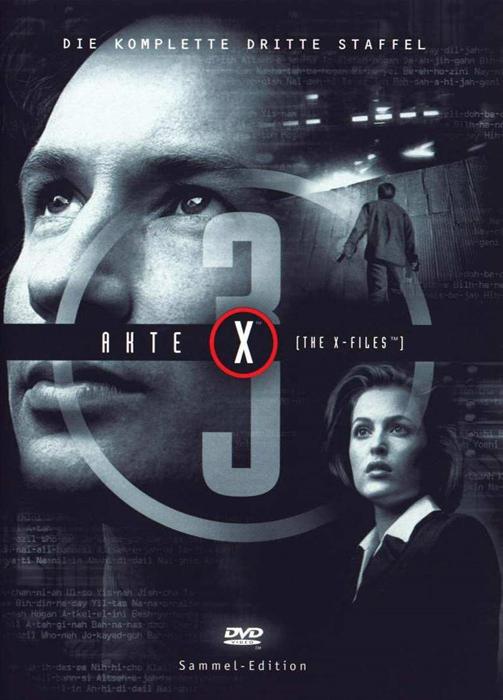 Akte X ~ Die unheimlichen Fälle des FBI ~ Staffel 3