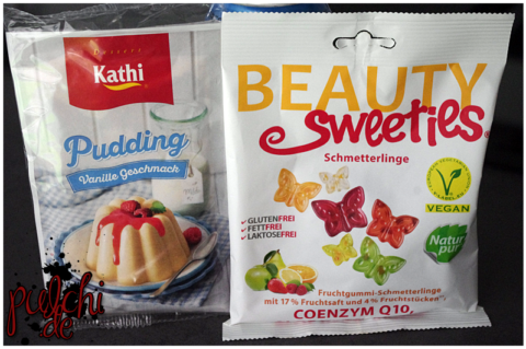 KATHI Pudding Vanille Geschmack || BeautySweeties Fruchtgummi