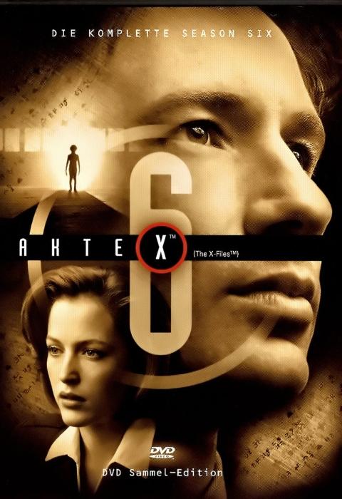Akte X ~ Die unheimlichen Fälle des FBI ~ Staffel 6