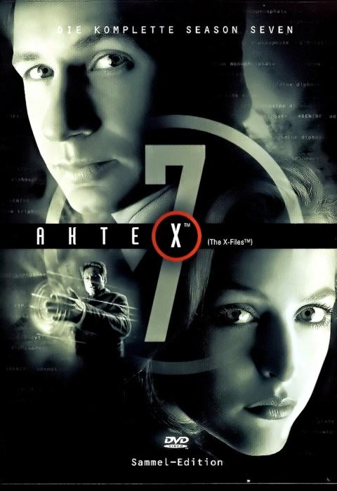 Akte X ~ Die unheimlichen Fälle des FBI ~ Staffel 7