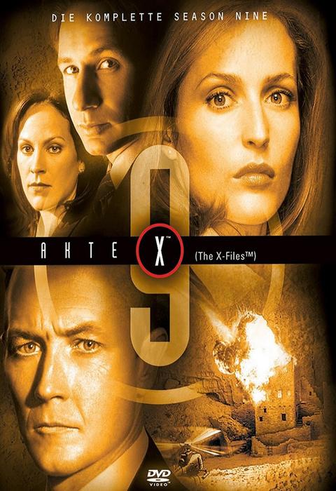 Akte X ~ Die unheimlichen Fälle des FBI ~ Staffel 9