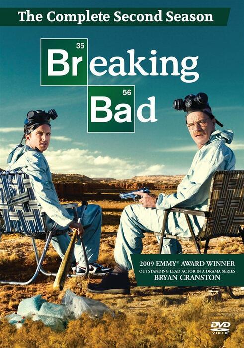 Breaking Bad ~ Staffel 2