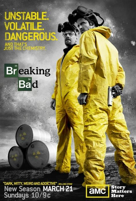 Breaking Bad ~ Staffel 3
