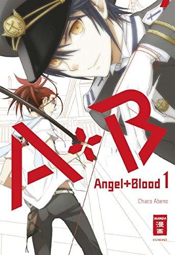 #1138 [Review] Manga ~ A + B ~ Angel + Blood