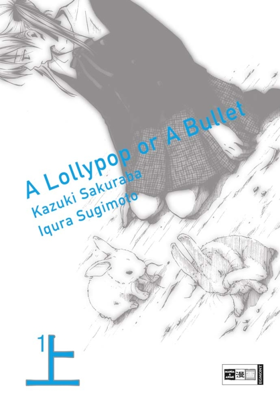 #1135 [Review] Manga ~ A Lollypop or a Bullet