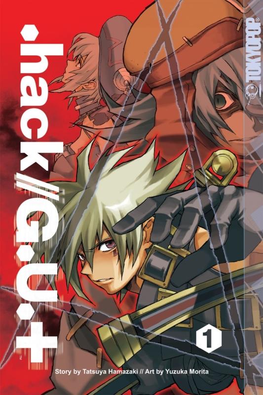#1134 [Review] Manga ~ .hack//G.U.+