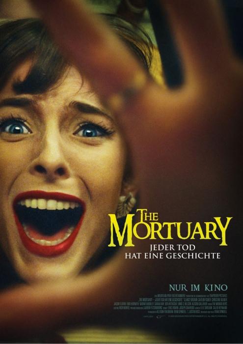 The Mortuary ~ Jeder Tod hat eine Geschichte