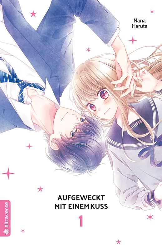 #1157 [Review] Manga ~ Aufgeweckt mit einem Kuss ~ Band 1