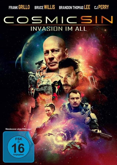 Cosmic Sin ~ Invasion im All